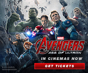 Avengers movie ad